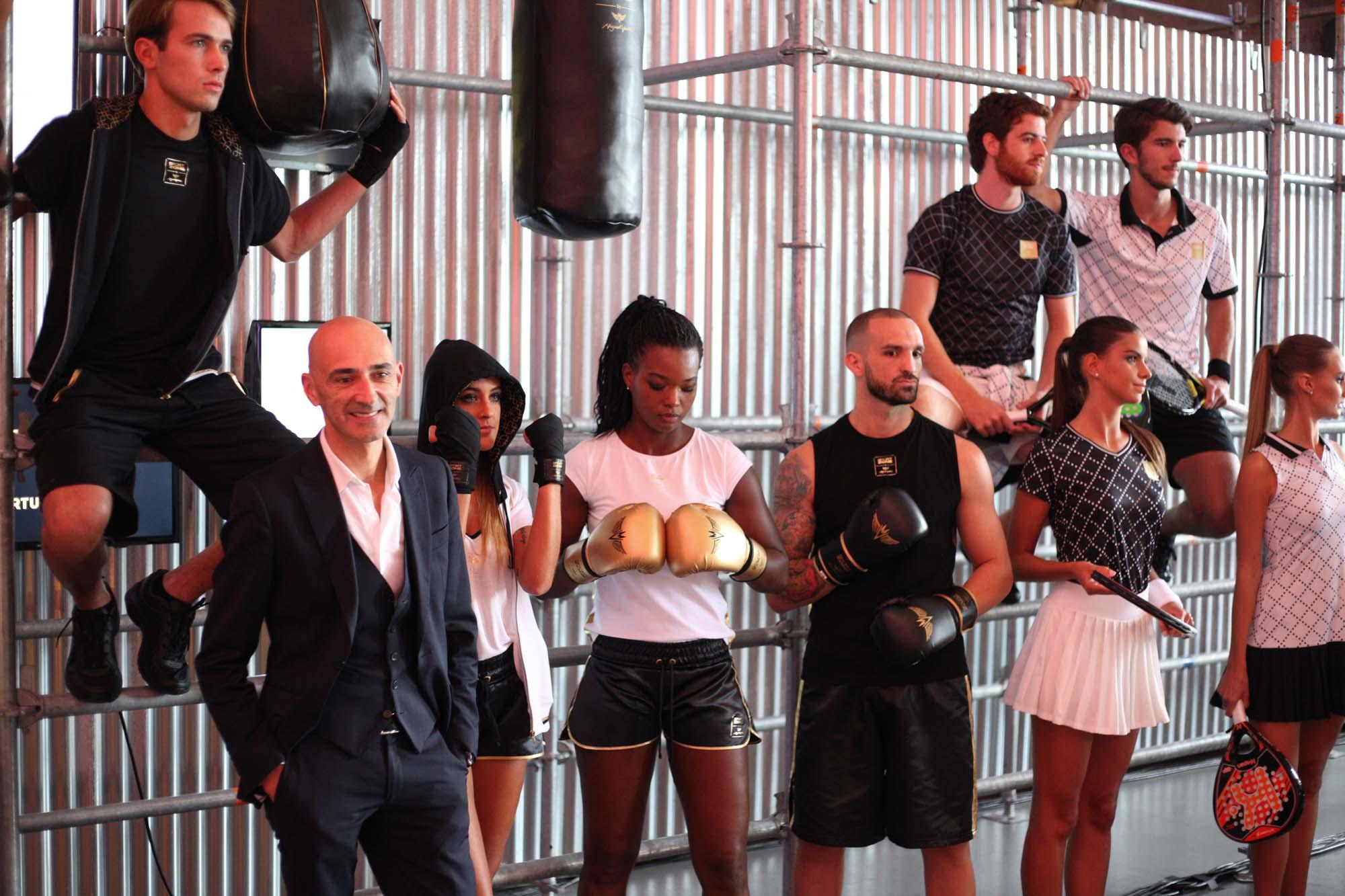 f38d01242a A coleção surge no âmbito da parceria assinada no ano passado entre o  Portugal Fashion e a Sport Zone
